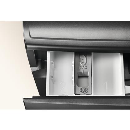Masina de spalat rufe Slim Electrolux PerfectCare600 EW6S406BX, 6 kg, A+++, negru