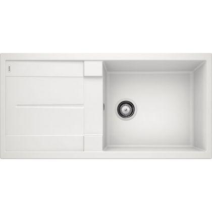 Chiuveta de bucatarie Blanco METRA XL 6 S silgranit, alb, 515136, 100 cm