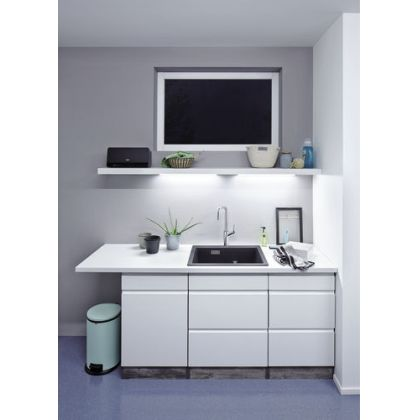 Chiuveta de bucatarie Blanco PLEON 6 SPLIT silgranit, antracit, 521689, 61,5 cm
