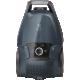 Aspirator cu sac Electrolux Pure D9 PD91-4DB, 650 W, albastru denim, A+, perie Flow Motion