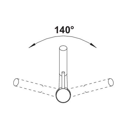 Bateria de bucatarie Blanco ANTAS-S SILGRANIT / CROM, gri piatra, 518794 , extractabil