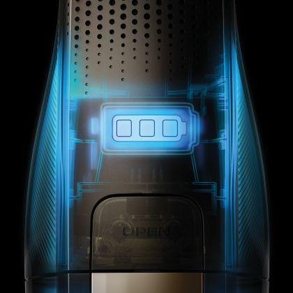 Aspirator vertical Electrolux UltraPower EUP82ST, 28.8 V, turcoaz metalic