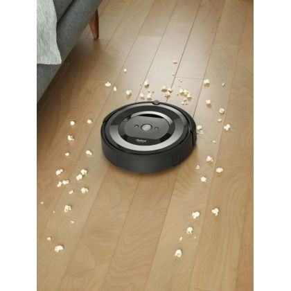 Aspirator inteligent iRobot Roomba e5, 100 m2, navigatie iAdapt, iRobot Home