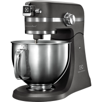 Mixer Electrolux EKM5540, Mineral Charcoal, SoftEdgeBeater™, PerfectRiseLid™, 2 boluri