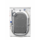 Masina de spalat rufe cu uscator AEG L8WBC61S, seria 8000, 10+6 kg, motor magnet permanent, 1600 rpm