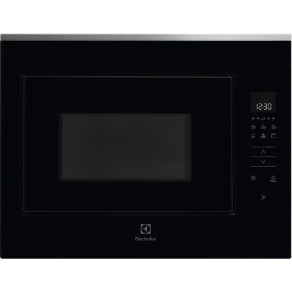 Cuptor cu microunde incorporabil Electrolux KMFD264TEX, negru, 900 W, 25 l