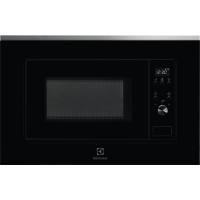 Cuptor cu microunde incorporabil Electrolux LMS2203EMX, negru, 700 W, 20 l