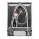 Masina de spalat vase incorporabila Electrolux KEGA9300L, 60 cm, 15 seturi, 8 programe, TimeBeam, inverter