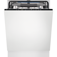 Masina de spalat vase incorporabila Electrolux EEG69300L, 60 cm, 15 seturi, clasa D, 8 programe, Beam on floor