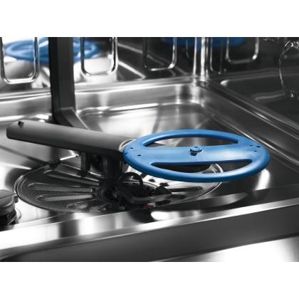 Masina de spalat vase incorporabila Electrolux EEG69300L, 60 cm, 15 seturi, A+++, 8 programe, Beam on floor