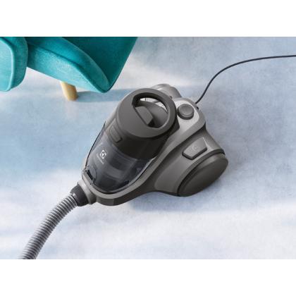 Aspirator fara sac Electrolux EC41-4T, 750 W, gri