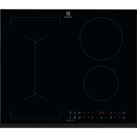 Plita incorporabila inductie Electrolux LIV63431BK, 60 cm, conexiune Hob2Hood, functie punte