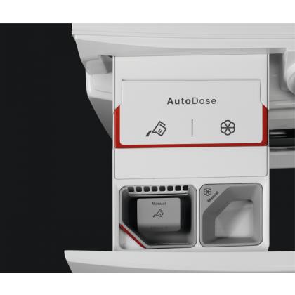 Masina de spalat rufe AEG L7FBE69SA, 9 kg, abur, AutoDose, motor magnet permanent, A+++ -30%