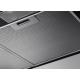Hota semineu Electrolux EFC226R, 60 cm, retro, negru mat