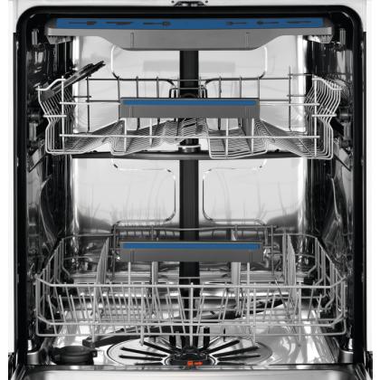 Masina de spalat vase Electrolux ESF9500LOX, 60 cm, Inox, AirDry Motor Inverter A++