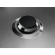 Plita incorporabila pe gaz Electrolux KGU64361X, Gratare Fonta, Inox, 60 cm