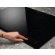Plita incorporabila cu inductie Electrolux EIS62449, Negru, SenseBoil, Hob2Hood, 60 cm