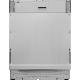 Masina de spalat vase incorporabila AEG FSE63717P, 60 cm, Tehnologie AIRDRY, Motor Inverter