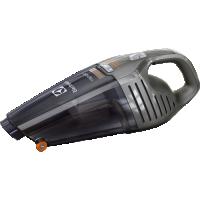 Aspirator de masa Electrolux Rapido Wet&Dry ZB6106WDT, Tungsten metalic, 7.2 V, autonomie 14 min