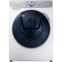 Masina de spalat rufe Add Wash Samsung WW10M86INOA, Inverter, Eco Bubble, Alb, 10 kg, frontala
