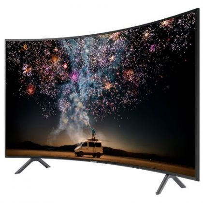 Televizor Samsung UE55RU7302, LED, Seria 7, UHD 4K, 55 inch, Smart TV