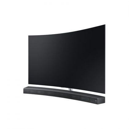 Sound bar curbat Samsung HW-MS6500, Negru, Putere RMS: 450W, sistem: 3.0, Dolby Digital 5.1/DTS 2