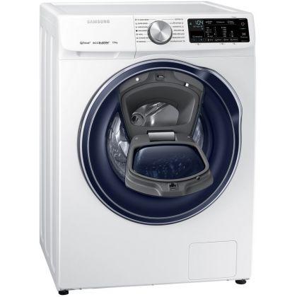 Masina de spalat rufe Samsung WW70M644OPW Eco Bubble, Alb, Inverter, Frontala, 7 kg, 1400 rpm, A+++(-30%)