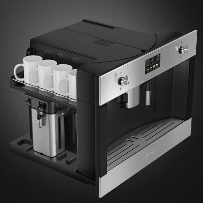 Espressor incorporabil Smeg Classic CMS4303X, inox