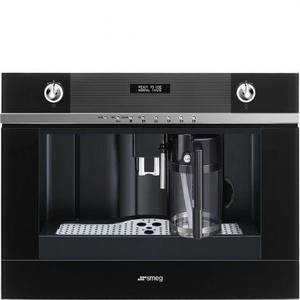 Espressor incorporabil Smeg Linea CMS4101N, negru