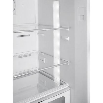 Combina frigorifica retro Smeg FAB32ROR3, No Frost, clasa A+++, portocaliu, inverter