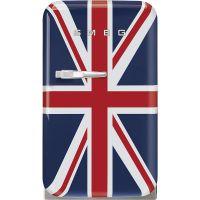 Frigider minibar retro pentru bauturi Smeg FAB5RDUJ3, Union Jack, 40 cm latime
