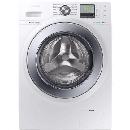Masina de spalat rufe Samsung WW12R641U0M, alb, Eco Bubble, Incarcare Frontala, 12 kg, 1400 rpm, A+++