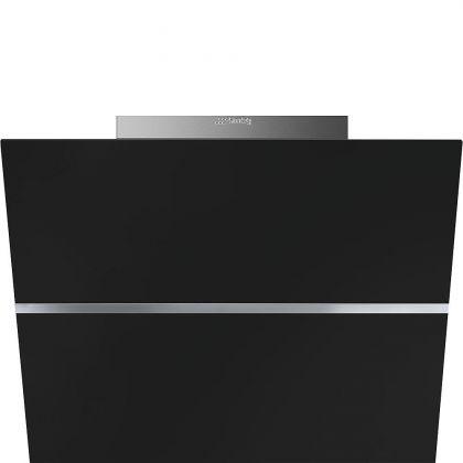 Hota de perete Smeg Linea KCV60NE2, 60 cm, negru