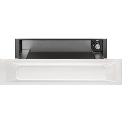 Sertar termic incorporabil Smeg Victoria CPR915B, alb, 15 cm, 21 l