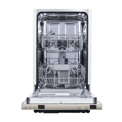 Masina de spalat vase incorporabila Pyramis DWH45FI, 45 cm, 9 seturi