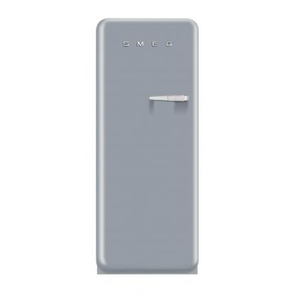 Frigider retro Smeg FAB28LX1, argintiu, clasa A++