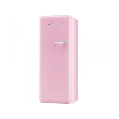 Frigider retro Smeg FAB28LRO1, roz, clasa A++