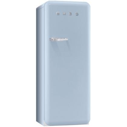 Frigider retro Smeg FAB28RAZ1, albastru, clasa A++