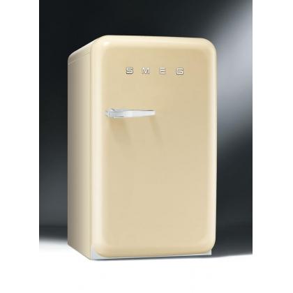 Frigider minibar retro Smeg FAB10RP, clasa A+, crem