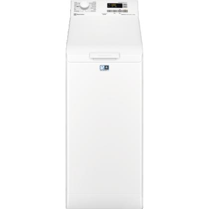 Masina de spalat rufe cu incarcare verticala Electrolux PerfectCare600, EW6T5261, capacitate 6 kg, 1200 rpm, clasa energie A+++, sistem SensiCare