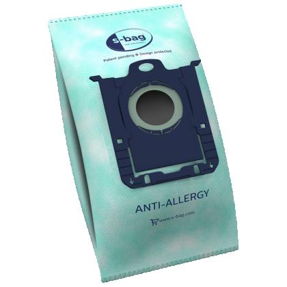 Set 4 saci aspirator Electrolux S-bag Anti-allergy E206S