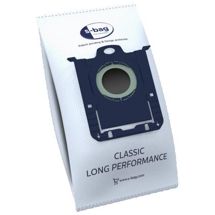 Set 4 saci aspirator Electrolux S-bag Classic Long Performance E201S