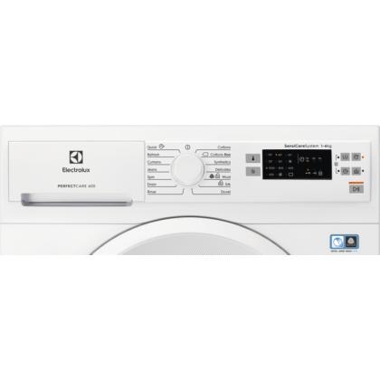 Masina de spalat rufe slim Electrolux PerfectCare600 EW6S506W, 6 kg, 1000 rpm, A++, SensiCare, alb
