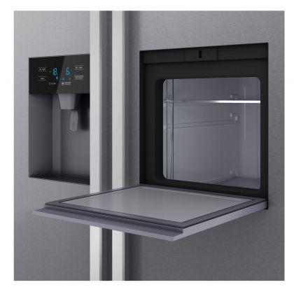 Frigider Side by Side No Frost Teka RLF 74925 SS, 90 cm, inox, A++