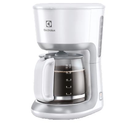 Cafetiera Electrolux EKF3330, alb, 1100 W