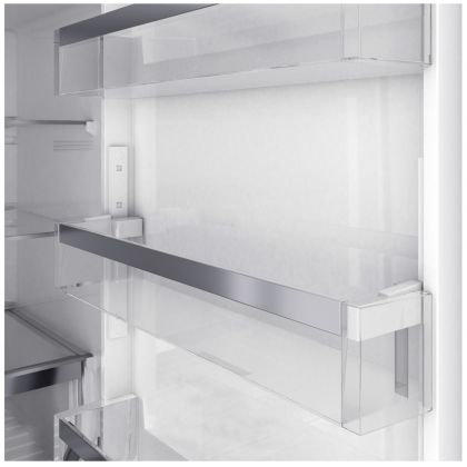Combina frigorifica No Frost Teka RBF 78720 GWH, 70 cm, alba, ZeroBox