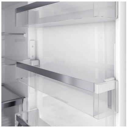 Combina frigorifica No Frost Teka RBF 78720 SS, 70 cm, inox, ZeroBox