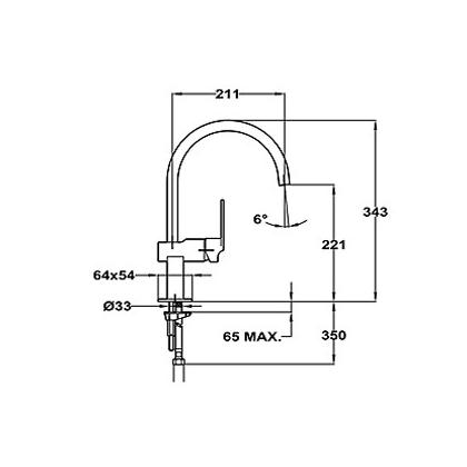 Baterie de bucatarie Teka MZ 915 (Cuadro MZ)