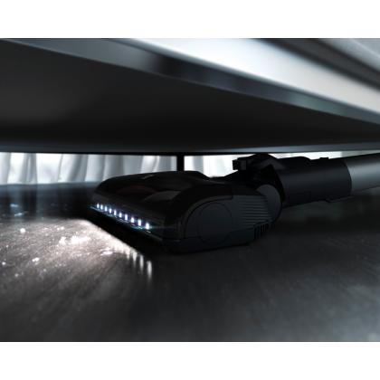 Aspirator vertical cu acumulatori Electrolux Pure F9 PF91-ANIMA, 60 min autonomie, 36 V, 0.7 l, rosu chili