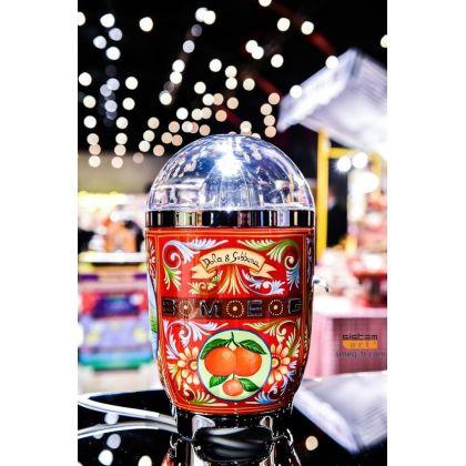 Storcator de citrice Smeg Dolce&Gabbana CJF01DGEU, retro